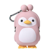 3Dポチフレンズ ペンギン アイスピンク [キャラクターグッズ]