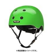 ピュア ピュアグリーン マッド M-L(52cm~58cm) 幼児~小学生・ジュニア(4歳~12歳) [自転車ヘルメット]