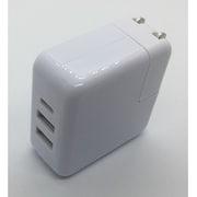 ACTYC3P [USB & Type-C出力搭載 高出力 3ポートAC充電器(最大4.8A出力)]