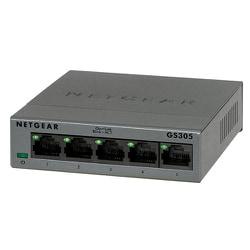 GS305-100JPS [ギガ5ポート アンマネージスイッチ]