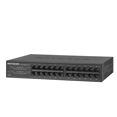 GS324-100JPS [ギガ24ポート アンマネージスイッチ]