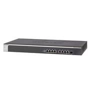 XS708E-200AJS [10G 8ポート 管理機能付き アンマネージプラス スイッチ]
