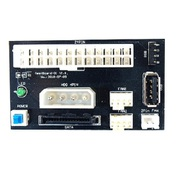 SCY-ATXTB01 [ATX電源単体動作用検証ボード 便利ボード VER.1]