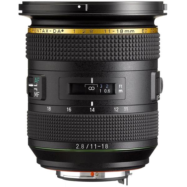 HD PENTAX DA★11-18mm F2.8ED DC AW [11-18mm F2.8 ペンタックスKマウント]