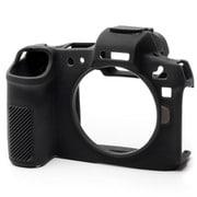 イージーカバー Canon EOS R用 ブラック [カメラ用シリコンカバー]