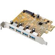 US3-4PEXR [USB 3.1 Gen 1(USB 3.0)/2.0インターフェイスボード]