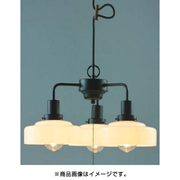 GLF-3518BK [浅盛ガラスセードシリーズ LEDランプ付]