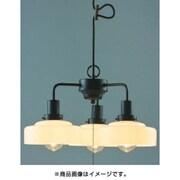 GLF-3519BK [浅盛ガラスセードシリーズ LEDランプ付 調光対応]