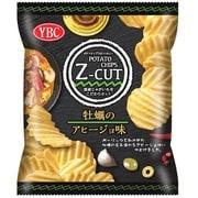 ポテトチップス Z-CUT 牡蠣のアヒージョ 60g [菓子]
