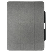 TBC-IPP1815GY [iPad Pro12.9用 ハイブリッドケース グレー]
