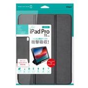 TBC-IPP1804BK [iPad Pro11用 ハニカム衝撃吸収ケース ブラック]