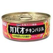 ガパオ チキンバジル ラベル缶 115g