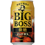 ビッグボス 微糖 350g×24本 [コーヒー飲料]