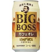 ビッグボス カフェオレ 350g×24本 [コーヒー飲料]