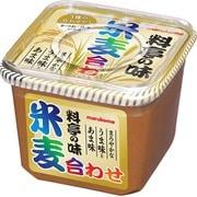 だし入り料亭の味 米麦合わせ 650g [味噌]