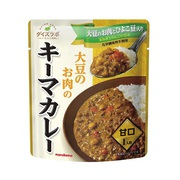 ダイズラボ 大豆のお肉のキーマカレー甘口 1食 [レトルトカレー]