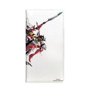 OD-0187-IP0X-WHIT [iPhone XS/X 手帳型ケース RADIO EVA ラヂオエヴァ Gizmobies ギズモビーズ RED]