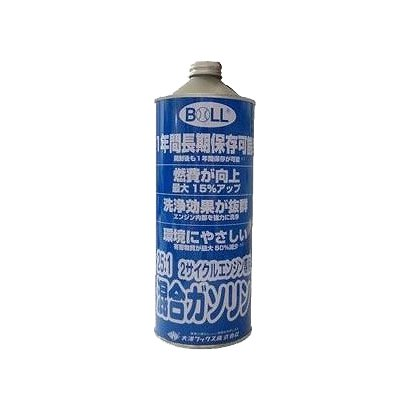2MX-1 [BOLL 2サイクル混合ガソリン 1L 25-50:1]