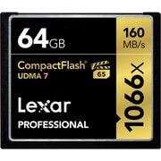LCF64GCRBAP1066 [Lexar Professional 1066x CompactFlashカード 64GB]