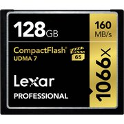 LCF128CRBAP1066 [Lexar Professional 1066x CompactFlashカード 128GB]