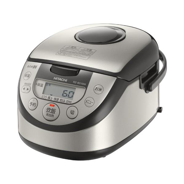 RZ-BC10M S [IH炊飯器 5.5合炊き シルバー]
