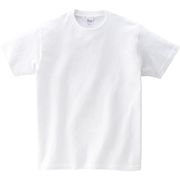 00085 CVT ホワイト/XL [へヴィーウエイトTシャツ]