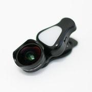 SLR-1 BK [ライト付広角レンズ]