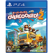 Overcooked! 2 - オーバークック 2 [PS4ソフト]