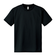 00300 ACT ブラック/3L [半袖Tシャツ]