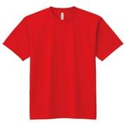 00300 ACT レッド/5L [半袖Tシャツ]