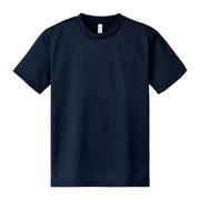 4.4oz ACT ドライTシャツ 00300CB 031_ネイビー LLサイズ [半袖Tシャツ]