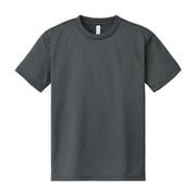 4.4oz ACT ドライTシャツ 00300CB 187_ダークグレー LLサイズ [半袖Tシャツ]