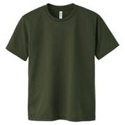 00300 ACT アーミーグリーン/L [半袖Tシャツ]