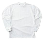 00304 ALT ホワイト/5L [長袖Tシャツ]