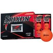 19 SRIXON Z STAR XV6 OR DZ [ゴルフボール 1ダース12球入り プレミアムパッションオレンジ]