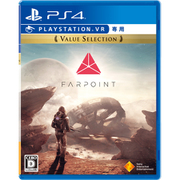 Farpoint Value Selection [PS4 PlayStation VR専用ソフト]