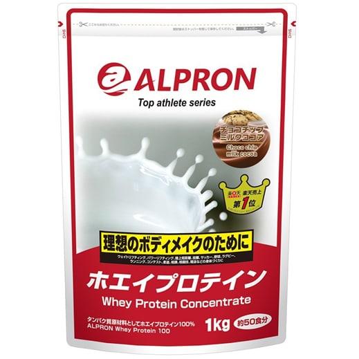 WPC ホエイプロテイン チョコチップミルクココア風味 1kg