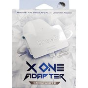 ZPPN007 [Xbox Oneコントローラー用 X ONE ADAPTER ホワイト]