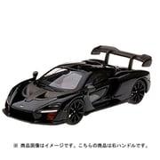 MGT00020-R 1/64 マクラーレン セナ オニキスブラック 右ハンドル [ダイキャストミニカー]