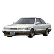IG1561 1/18 日産 レパード F31 アルティマ V30 ツインカムターボ ホワイト/ゴールド [レジンキャストミニカー]