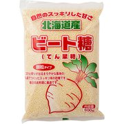 ビート糖(てん菜糖)顆粒 600g