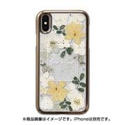 PF-IXS-066 [Pressed Flower Case iPXS/XWH]
