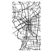 SC-CM08 [スマートバッテリー 4000mAh CITY MAP OSAKA]