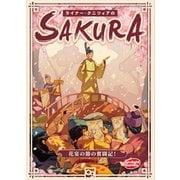 ライナー・クニツィアのSAKURA 完全日本語版 [ボードゲーム]