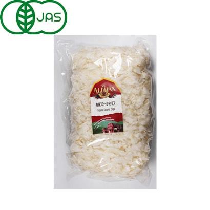 有機ココナッツチップス 1kg