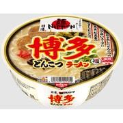日清麺NIPPON 博多とんこつラーメン 101g [即席カップ麺]