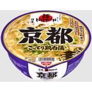 日清麺NIPPON 京都こってり鶏白湯 109g [即席カップ麺]