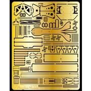 P35-080 U.S.ウィリスMB エッチングパーツセット タミヤMM35219用 [1/35スケール プラモデル用パーツ]