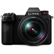 DC-S1RM-K [LUMIX S1R(ルミックス S1R) 標準ズームレンズキット(ボディ+LUMIX S 24-105mm F4 MACRO O.I.S.) ブラック 35mmフルサイズ]