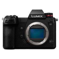 DC-S1-K [LUMIX S1(ルミックス S1) ボディ ブラック 35mmフルサイズ]
